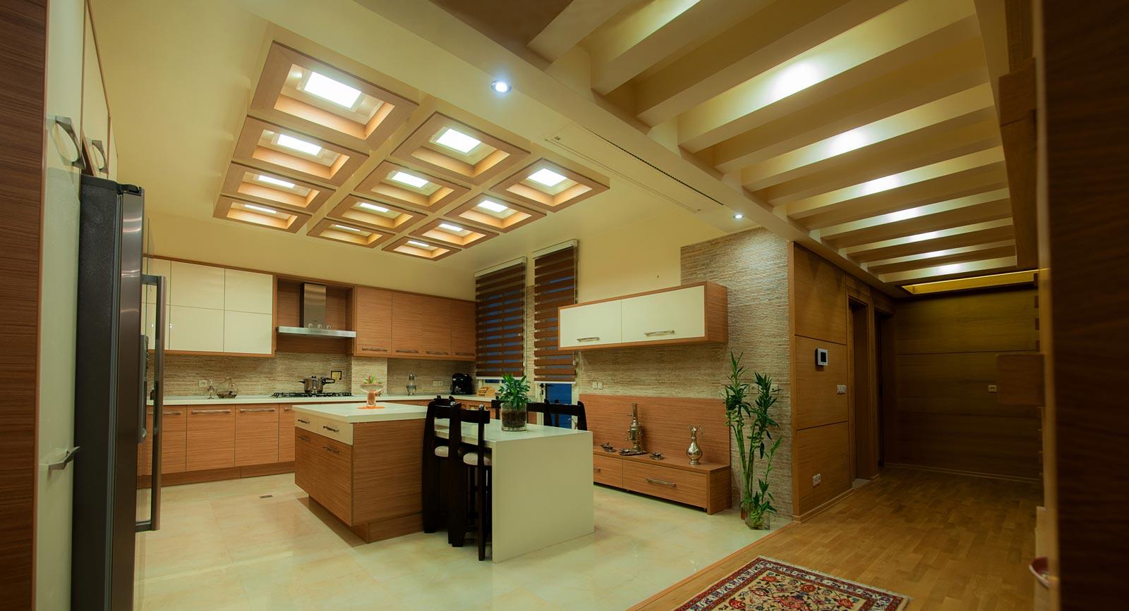 طراحی داخلی خانه ریاضیات