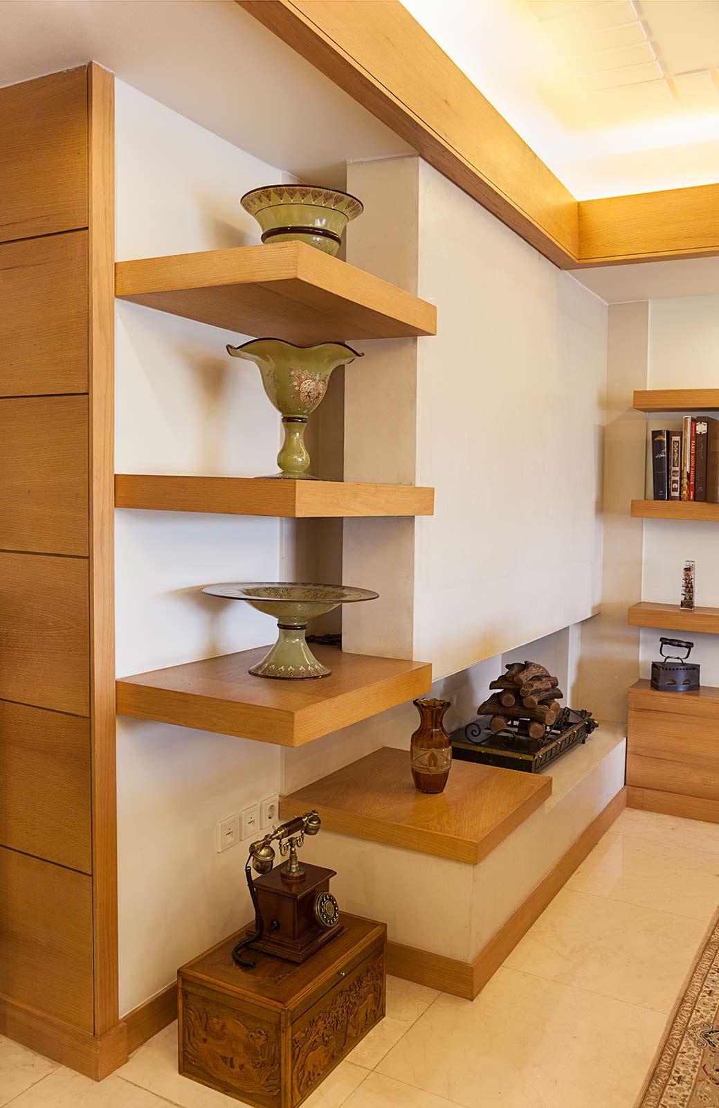 طراحی داخلی مجتمع مسکونی باغ برج