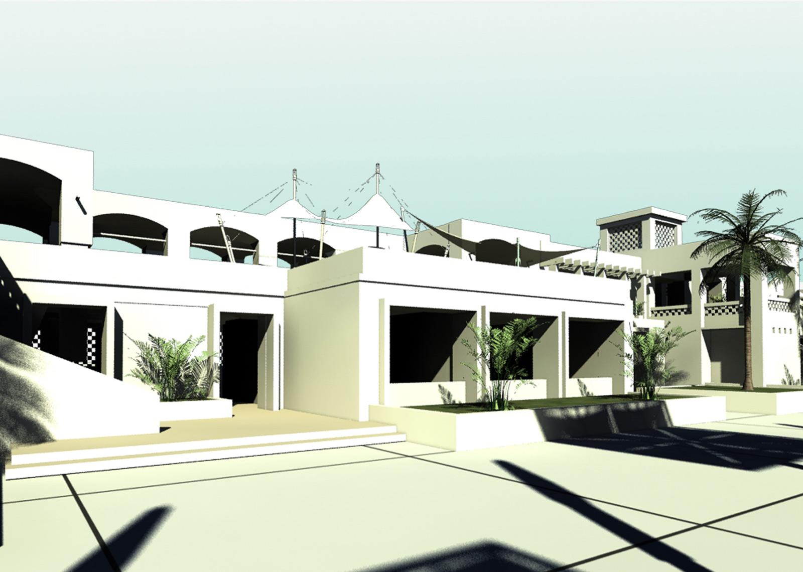 طرح ساماندهی بافت پیرامونی و توسعه مسجد جامع خرمشهر